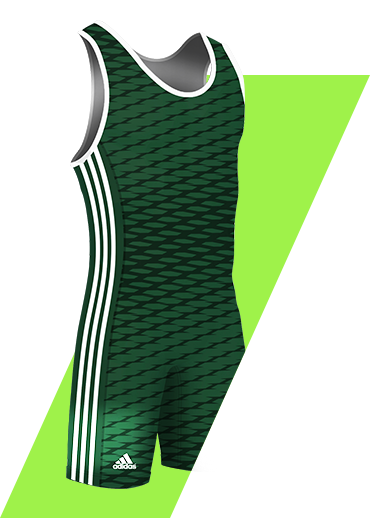Custom Sublimated Adidas Wrestling Singlets