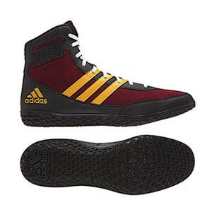 Mat Wizard – Burgundy/Gold/Black
