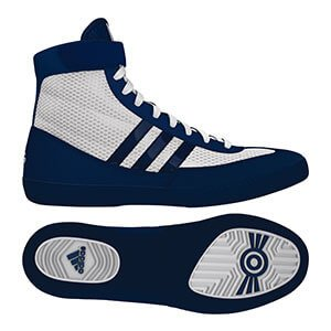 Combat Speed 4 – White/Navy
