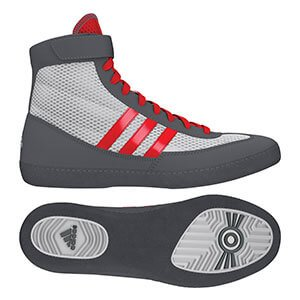 Combat Speed 4 – White/Red/Grey