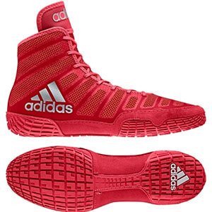 adiZero Varner- Red/Silver/Red- Now Available!