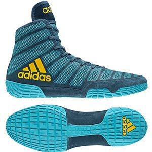 adiZero Varner- Aqua/Yellow/Blue- Now Available!